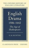 English drama, 1586-1642: the age of Shakespears